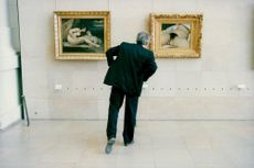 France: Gustave Courbet's painting of a female genitals is put on D'Orsay