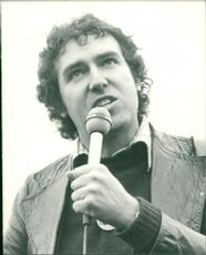 Peter Hain British Politician.