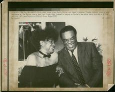 Betty Carter and Freddie Hubbard.