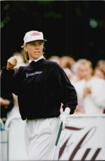 Helen Alfredsson, golf player