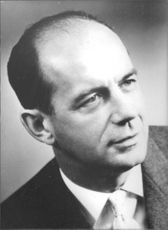 Portrait of Paul Kielholz.