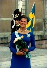 Crown Princess Victoria celebrates her 18th birthday