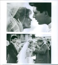 Scenes from the 1992 film Prelude to a Kiss. Starring Alec Baldwin, Meg Ryan and Sydney Walker.