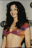 Actress Fran Drescher is host to the VH-1 Awards