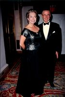 Princess Christina and her husband Tord Magnusson at the American-Scandinavian foundations gala dinner