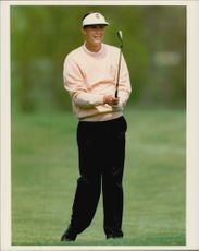Golf player Anders Forsbrand