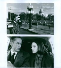 """Scott Glenn and Jodie Foster star in a 1991 American horror-thriller film, """"The Silence of the Lambs""""."""
