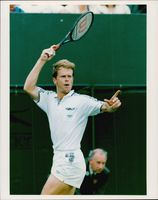 Stefan Edberg tennis player portrait