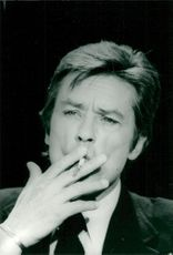 Actor Alain Delon