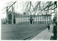 Cambridge university.