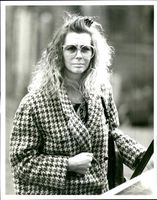 Lorraine Kendall Wife of Gatree Helicopter Escape man.