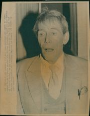 Peter O'Toole Film actor.