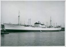 The vessel Mangalores - 10 May 1945