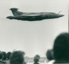 Aircraft: Military - Buccaneer