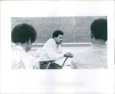 People in the class of Afro-American Psychic Structure.