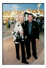 Gena Rowlands at the American Film Festival in Deauville