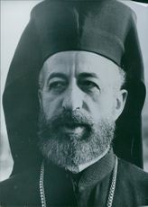 Makarios III Former President of the Republic of Cyprus 1964