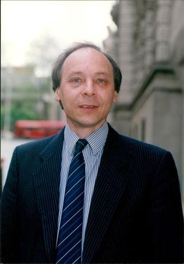 A photograph of Mr Malcolm Kennedy.