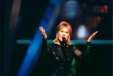 Eurovision Song Contst 1996. Elisabeth Andreassen Norway