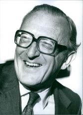 British Politician: Lord Carrington. 1980.