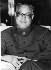 Zhao Ziyang Former Premier of the People's Republic of China.
