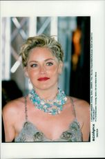 Actress Sharon Stone during the 57th film tribunal in Venice