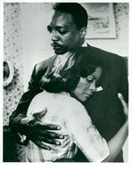 Paul Winfield and Cicely Tyson