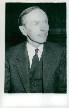 Alec Douglas-Home, British politician