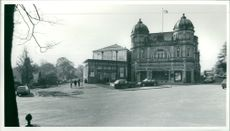 The Restored Opera House and Pavilion Gardens Buxton.