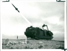 Guided Missile: Rapier (Tracked)