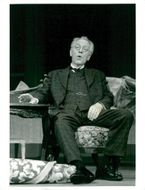 "Max von Sydow in ""Swedenhielms"" at the Royal Dramatic Theater"