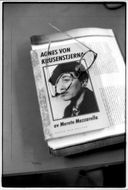 "The book ""Agnes von Krusenstjerna"" by Merete Mazzarella"