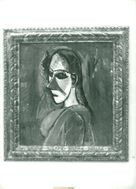 One of Pablo Picasso's paintings.