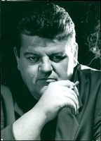 Robbie Coltrane as Fitz in the TV-series Cracker