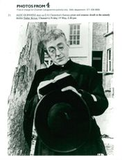Alec Guinness Actor.