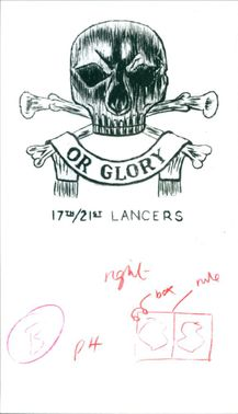 17th or 21st lancers.