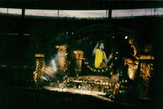 The Rolling Stones perform at Stade de France