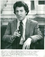 "Dustin Hoffman in the role of the custody-seeking father in the movie ""Kramer vs. Kramer""."