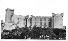 Dunvegan Castle.
