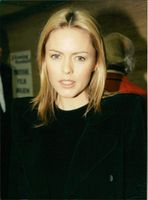 Patsy Kensit at the London evening standard British Film Awards at the savoy hotel.