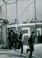 Israel releases Shi'ite prisoners, 1985.