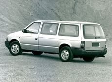 Motor Car: Chrysler Grand Voyager