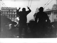 Convinced that de Gaulle had betrayed them, some units of European volunteers  in Algiers led by student leaders Pierre Lagaillarde and Jean-Jacques Susini, café owner Joseph Ortiz, and lawyer Jean-Baptiste Biaggi staged an insurrection in the Algerian ca