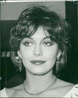 Lesley-Anne Down Actress.