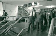 Schools 1970-1979:Two of the security guards.