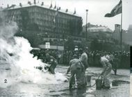 Air protection exercise 1940