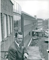Mayor Olle Gestblom moves in the days with the entire device into a new boarding house