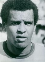 Brazilian Footballers: Luis Pereira one of the stars of Brazil's 1978 World Cup. 1978