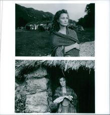 "Pictures of Jessica Lange as Mary MacGregor in a scene from the film ""Rob Roy"", 1995."