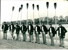 Boat race the oxford cambridge members.